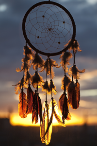 photo about Legend of the Dreamcatcher Printable identify Aspiration Catcher Background Legend